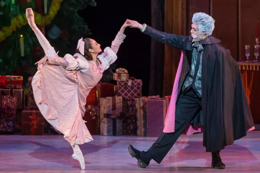 Long Beach Ballet Nutcracker 2019 at the Long Beach Terrace Theater