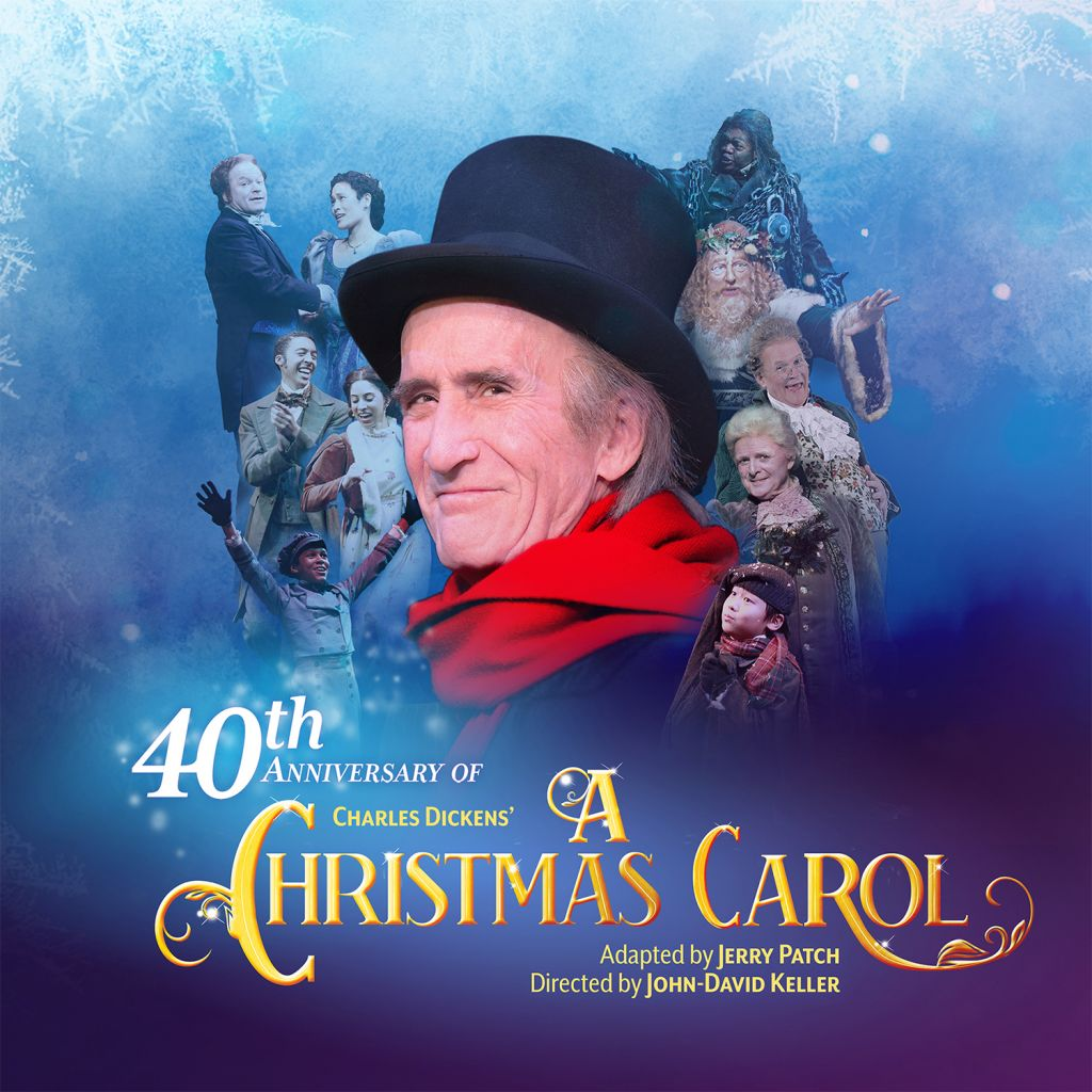 South Coast Repertory Theatre's A Christmas Carol - 40th Anniversary Production 2019