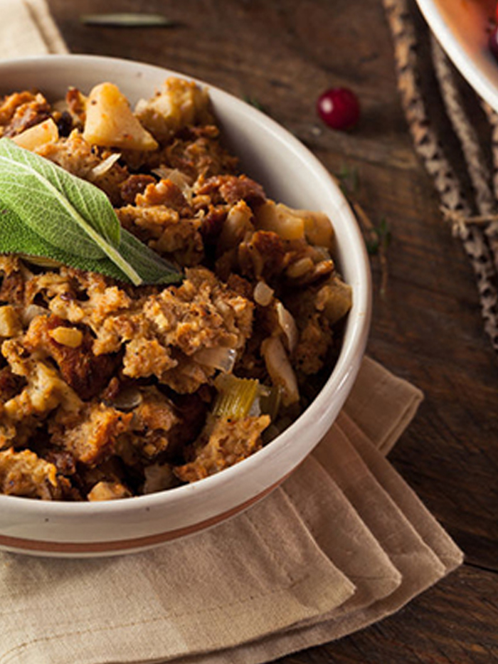 Simply Gluten Free, Stuffing w/ Sage and Onion, Gluten Free and Dairy Free