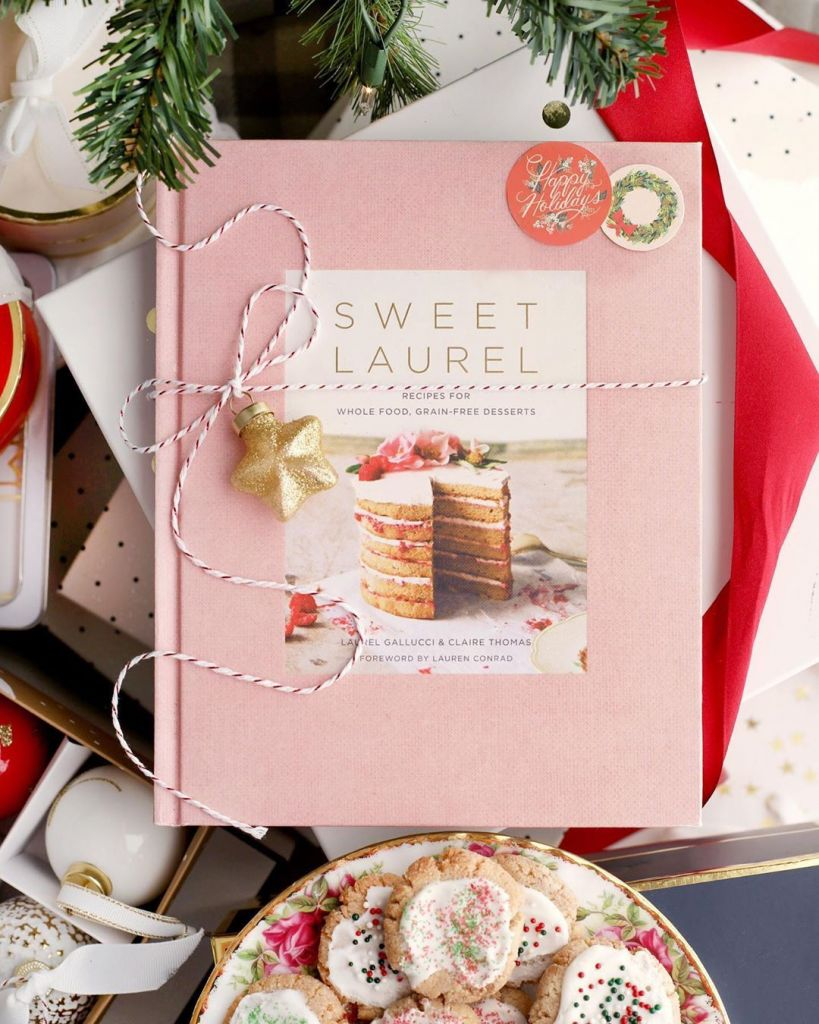 Sweet Laurel: Recipes for Whole Food, Grain-Free Desserts: A Baking Book: Laurel Gallucci, Claire Thomas