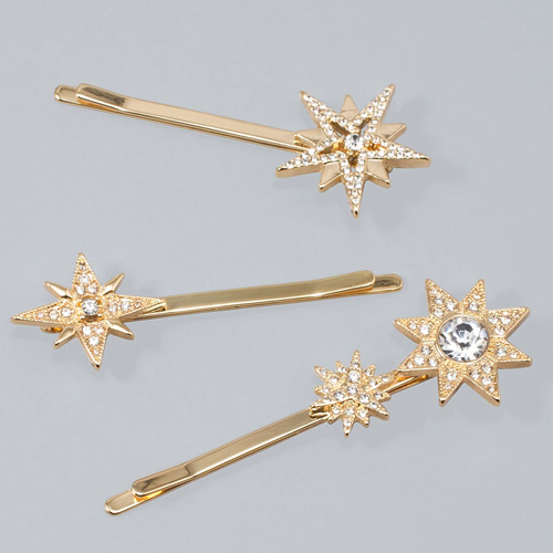 White House Black Market Star Bobby Pins
