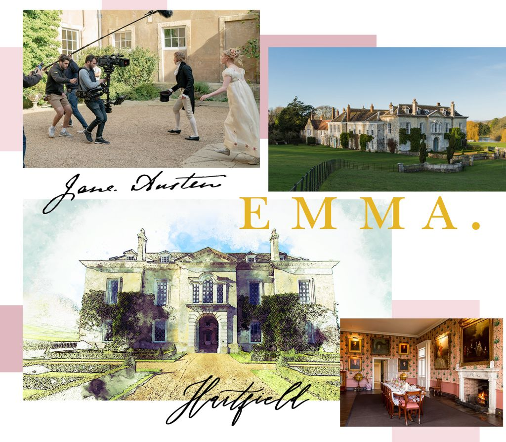 Firle Place Photo, James Ratchford, Focus Features Emma.