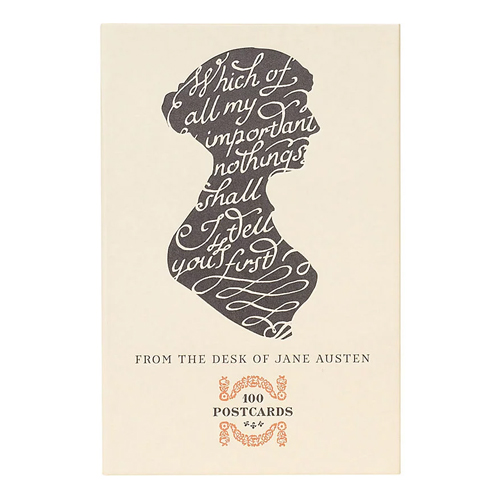 Jane Austen Postcard Set