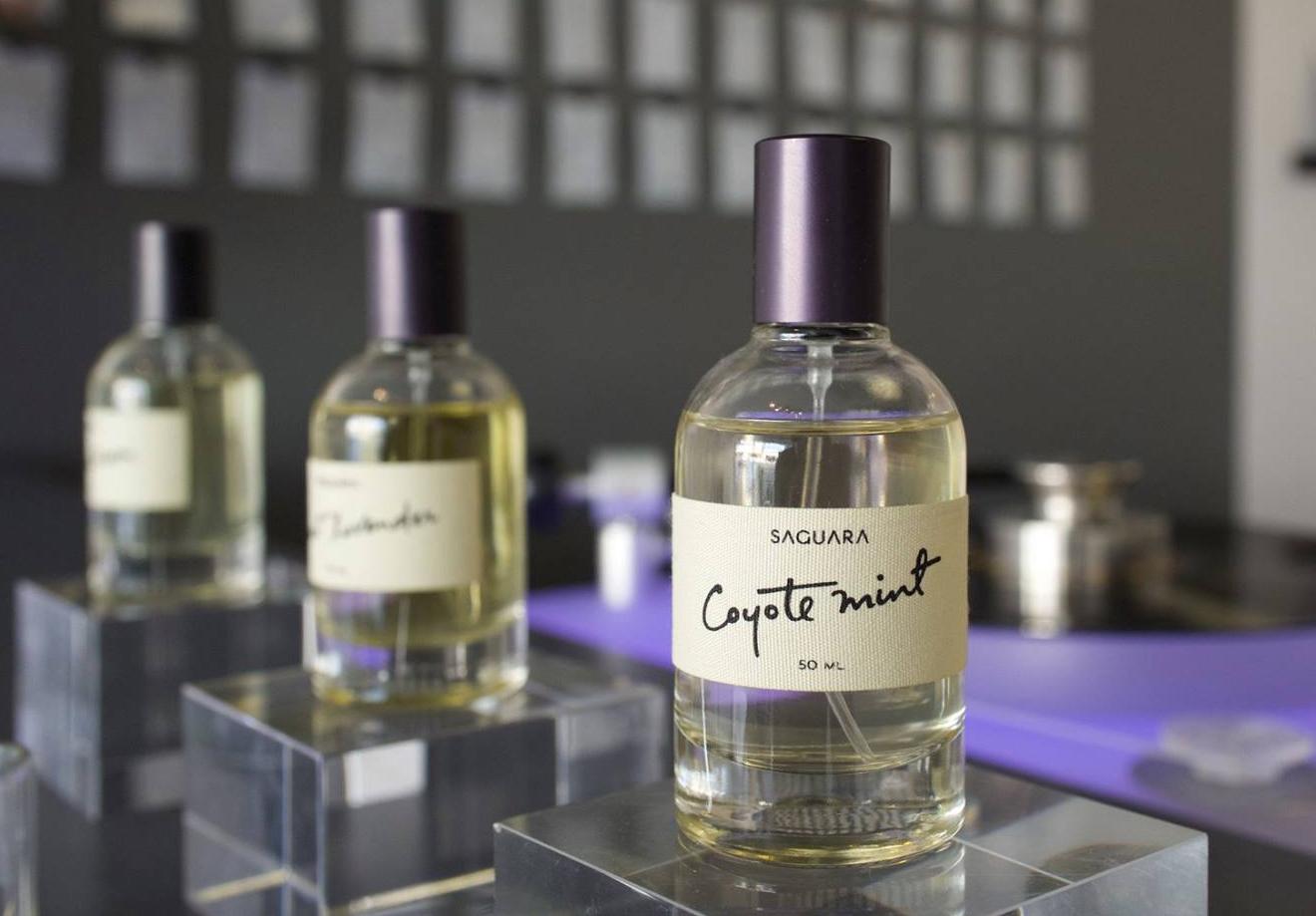 Orris Perfumery Saguara Coyote Mint Perfume