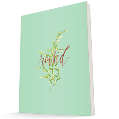 The Grove Journal, Rooted (Green) Notebook