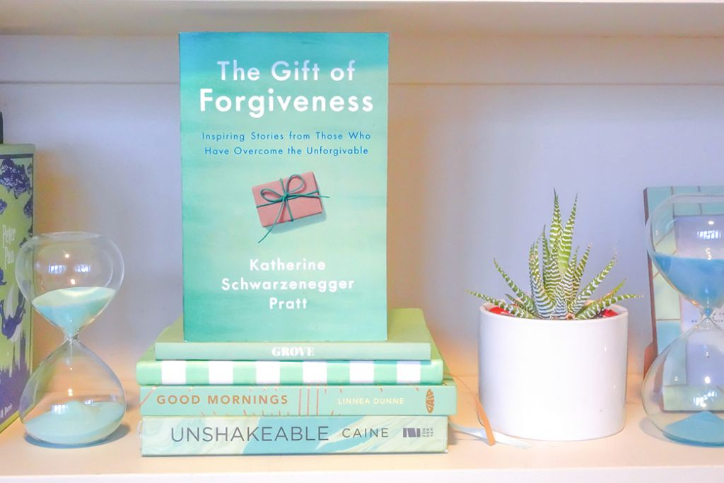The Gift of Forgiveness: Inspiring Stories from Those Who Have Overcome the Unforgivable Book by Katherine Schwarzenegger