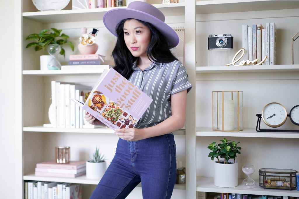 Just the Good Stuff Cookbook by Rachel Mansfield