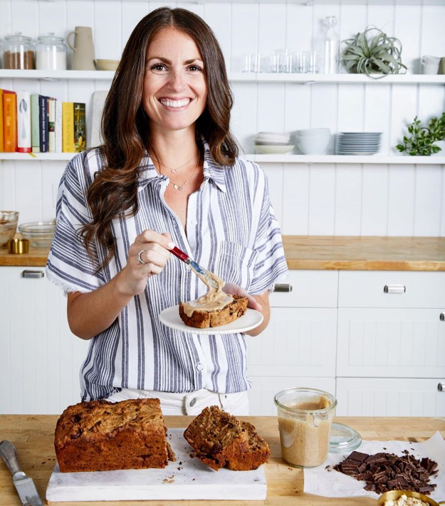 Rachel Mansfield and Banana Nut Loaf