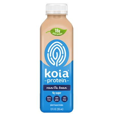 Koia Protien Vanilla Bean Shake Drink