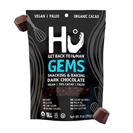 Hu Gems Dark Chocolate Vegan