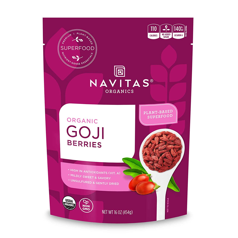 Navitas Organics Goji Berries