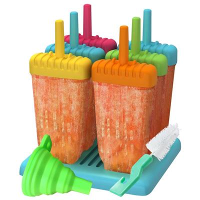 Ozera Reusable Popsicle Molds