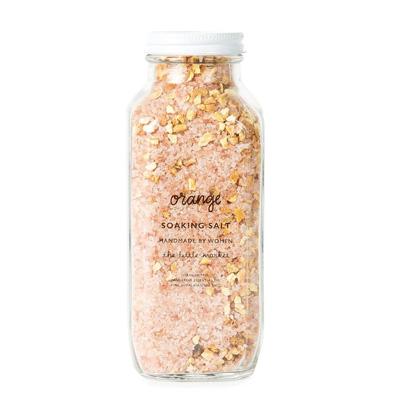 The Little Market Orange Soaking Salt