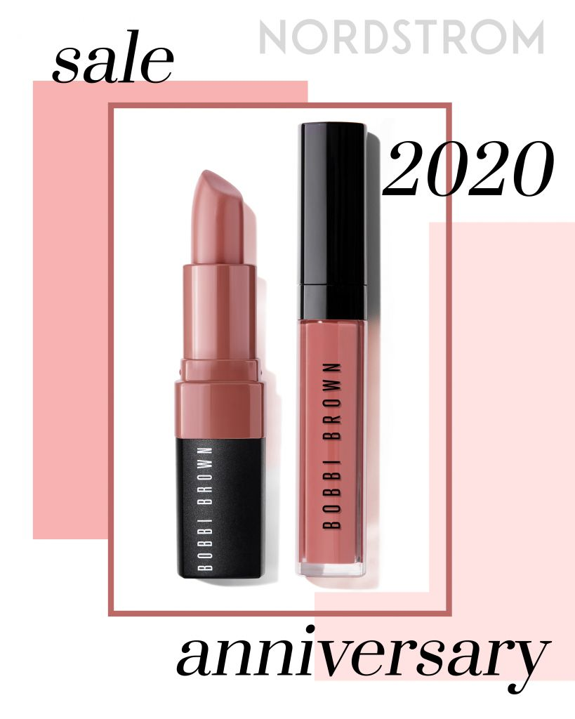 Bobbi Brown Full-Size Lip Crush Duo sold for Nordstrom Anniversary Sale 2020
