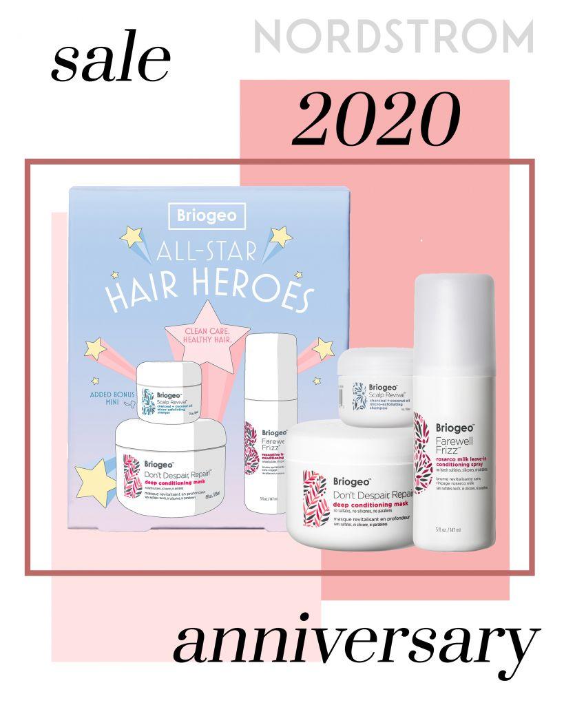 Briogeo All-Star Hair Heroes Set for Nordstrom Anniversary Sale 2020