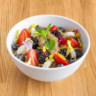 Parakeet Cafe Acai Bowl