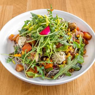 Parakeet Cafe Grilled Vegetable Bowl