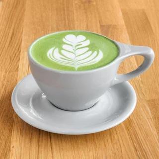 Parakeet Cafe Matcha Latte