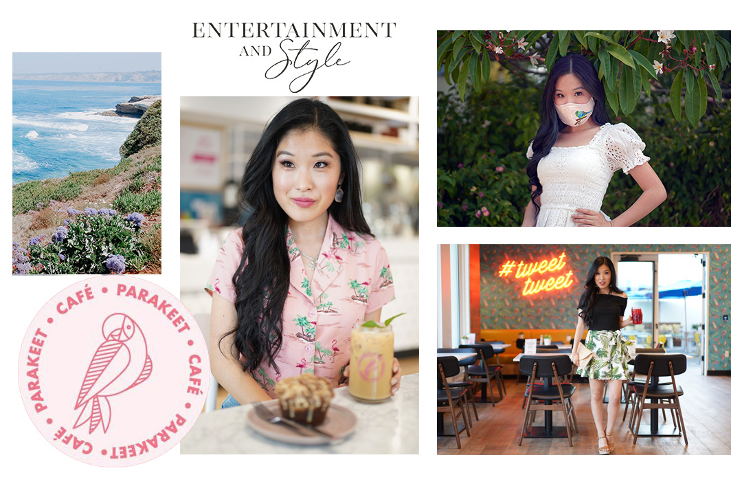 Entertainment and Style Parakeet Cafe, La Jolla, Little Italy and Del Mar