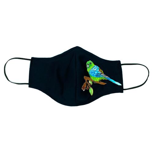 Yumi Chen Parakeet Bird Mask