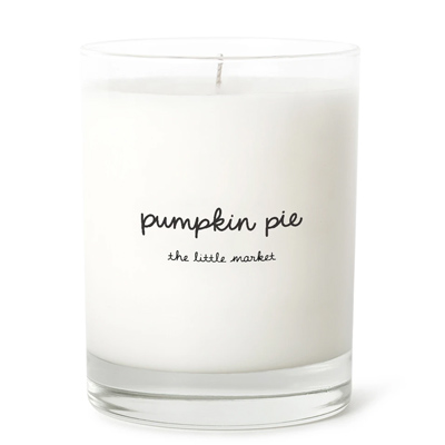 Pumpkin Pie The Little Market Candle