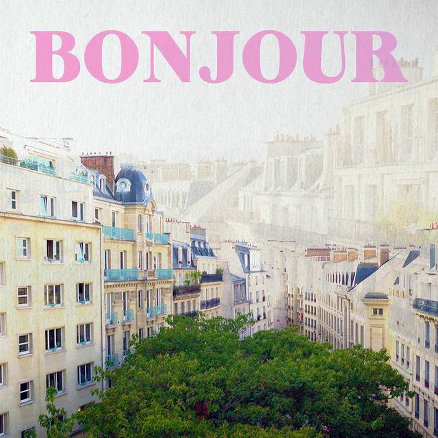 Emily In Paris Bonjour from Emily In Paris Instagram Account