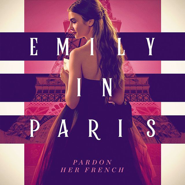 Emily In Paris Season 1 Poster