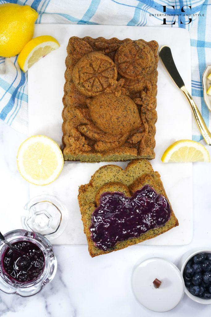 Lemon Poppyseed Bread Recipe